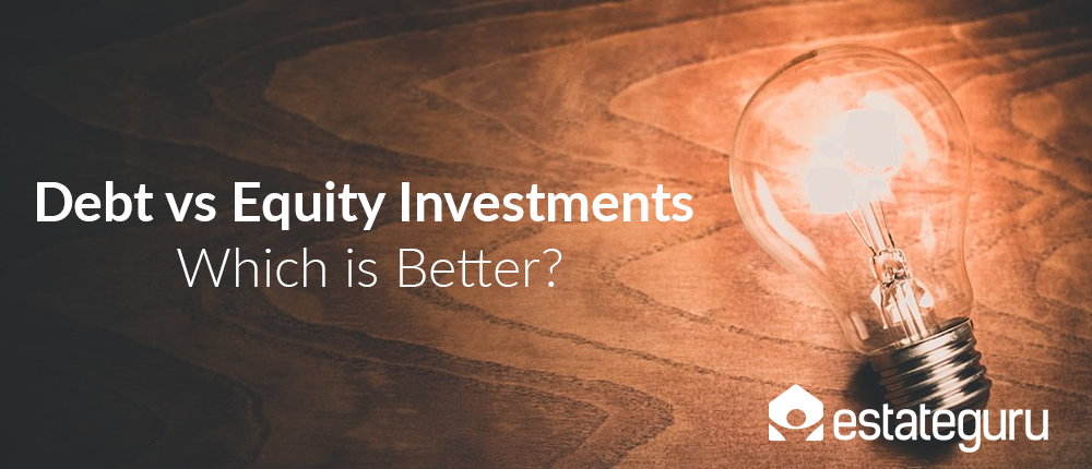 Debt vs Equity Investments – Which is Better?