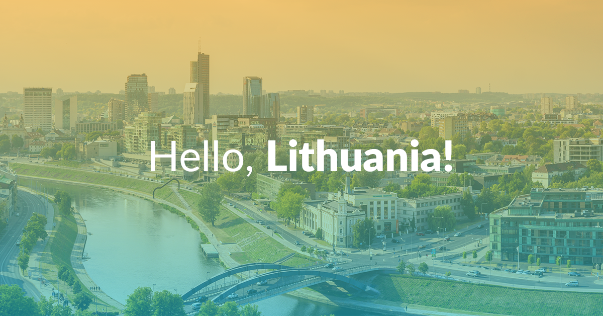 EstateGuru Launches in Lithuania