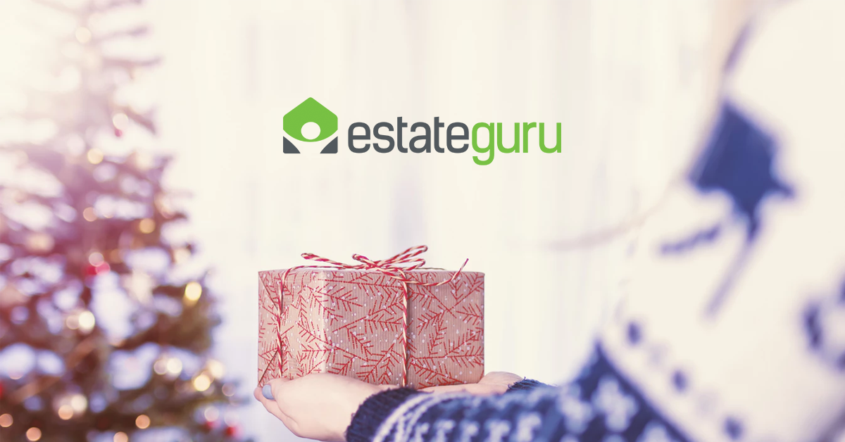EstateGuru helped the least privileged families at Christmas