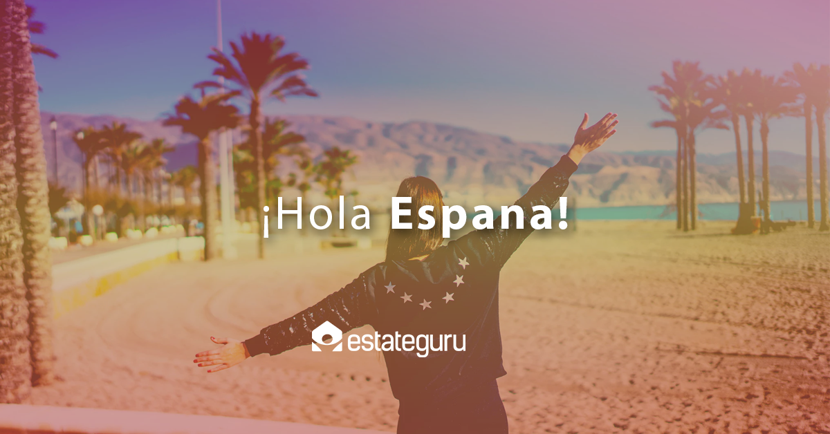 EstateGuru entered the Spanish market