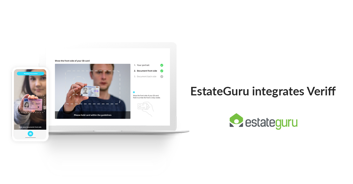 EstateGuru integrates identity verification tool Veriff
