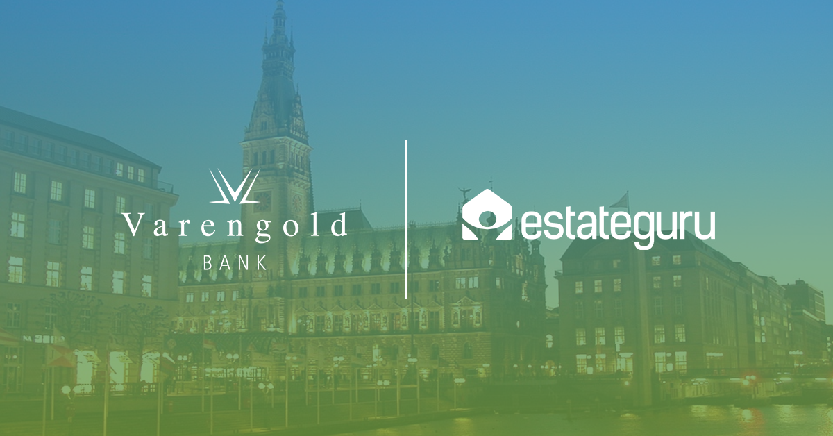 EstateGuru secures its first institutional credit line from a German bank.