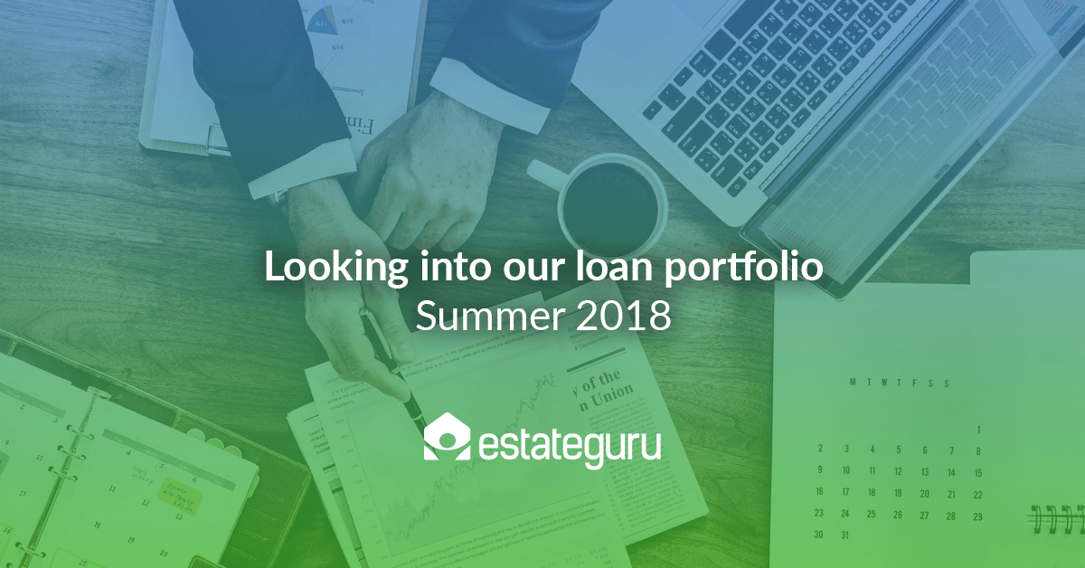 Looking into our loan portfolio – Summer 2018