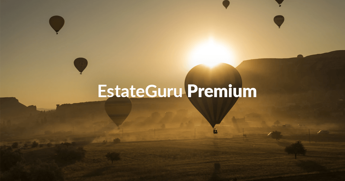 Introducing EstateGuru Premium