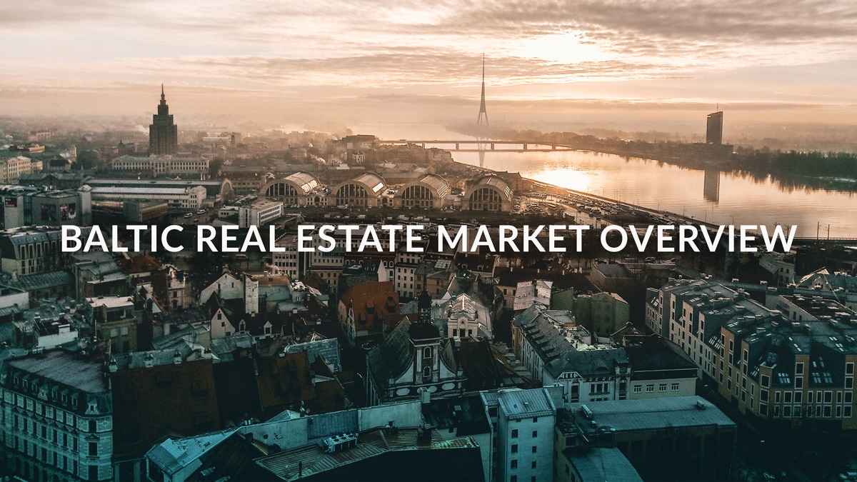 Baltic Real Estate Market Overview