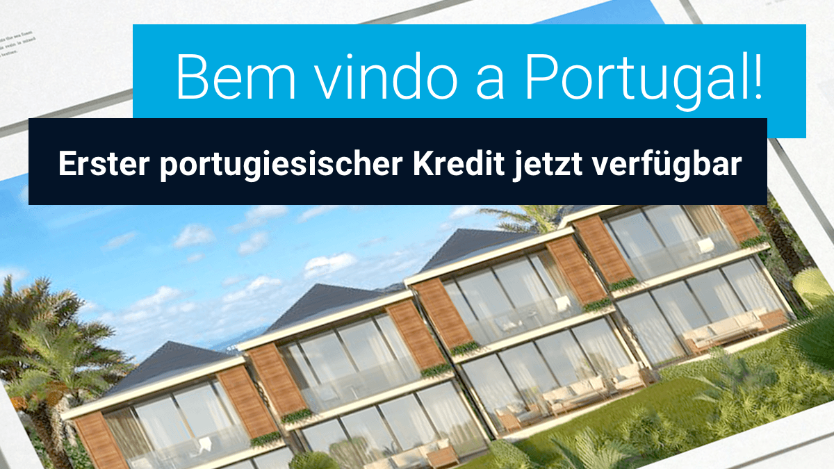 Der Immobilienmarkt in Portugal
