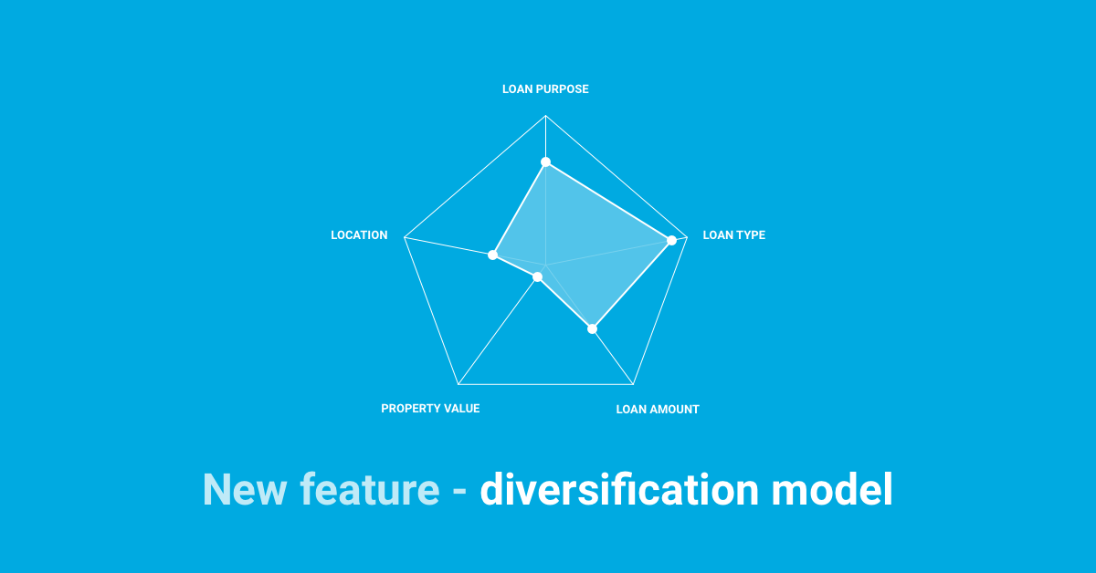 New feature – diversification model