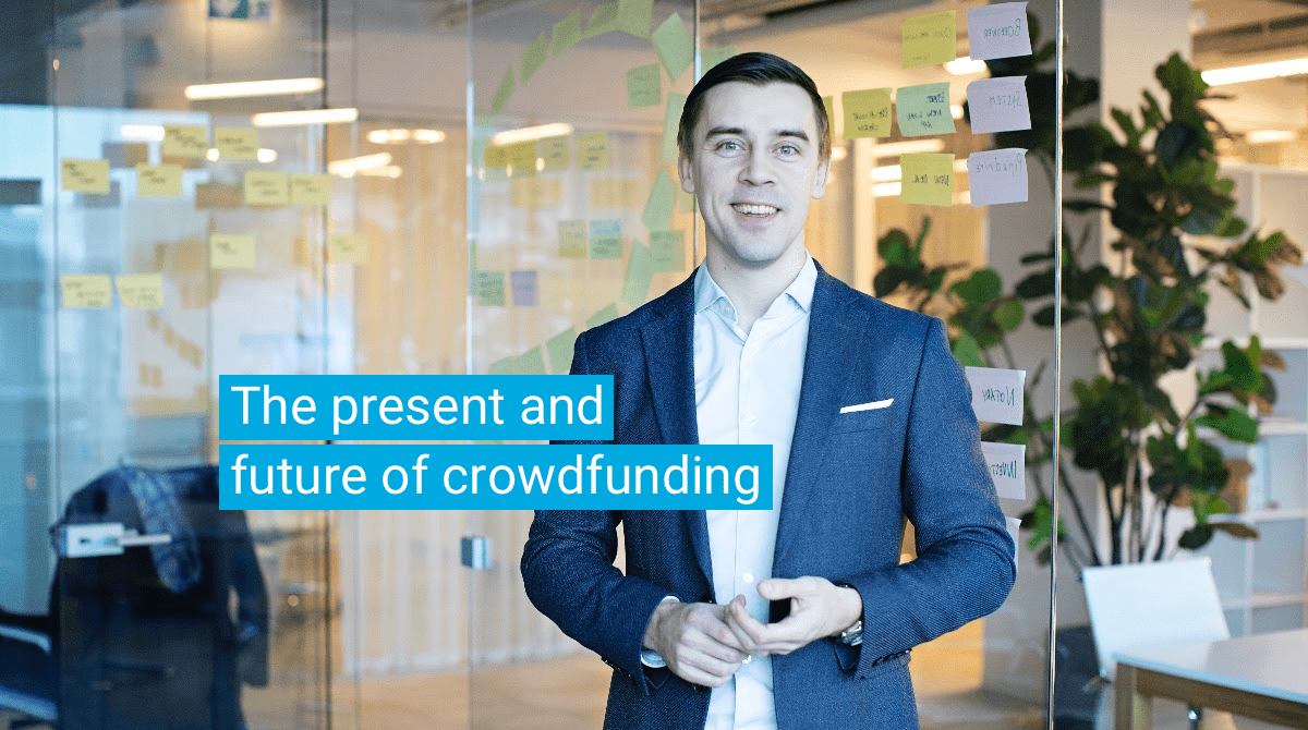 The present and future of crowdfunding