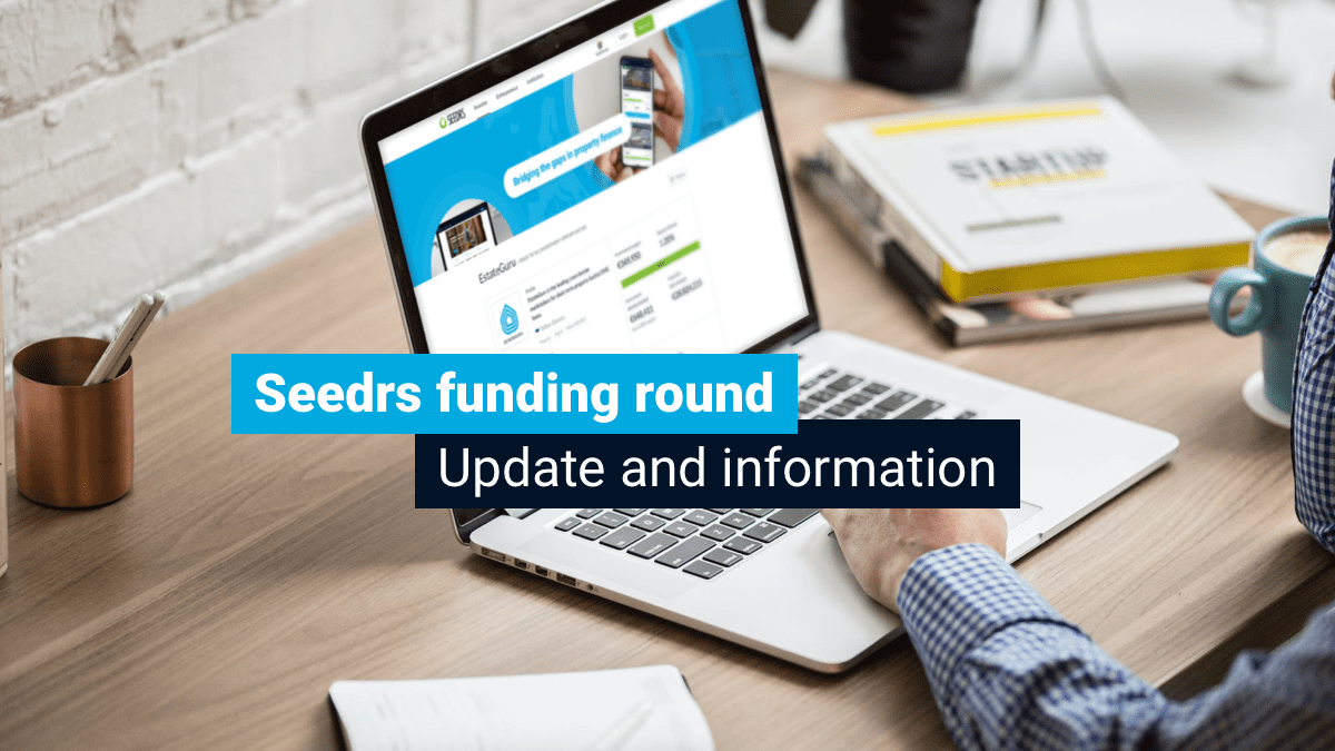 Our Seedrs funding round – an update