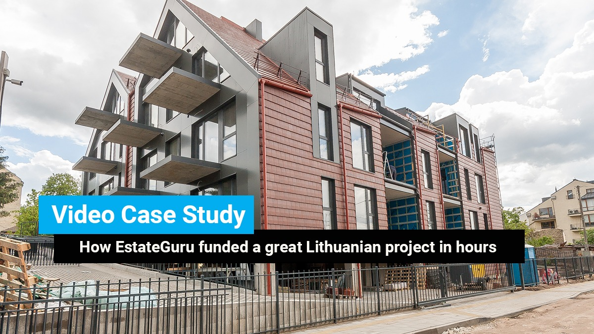 Video Case Study: Raising money for a new development in just a few hours