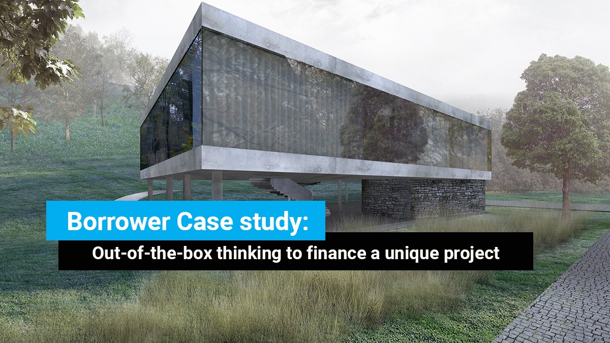 Video Case Study: How out-of-the-box thinking helped finance a unique Lithuanian project